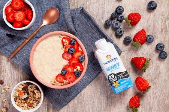 Descubra as melhores receitas Zero Lactose para deixar o seu dia e o da sua família ainda mais saboroso. Aproveite!