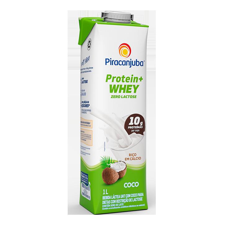 Protein+ Whey com Coco 1 L