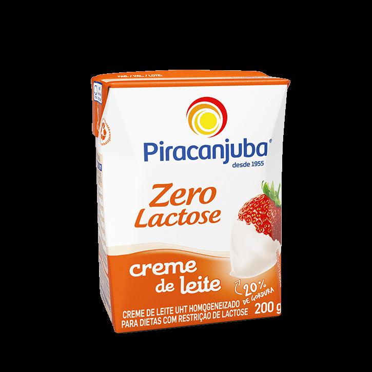Creme de Leite Zero Lactose 200 g