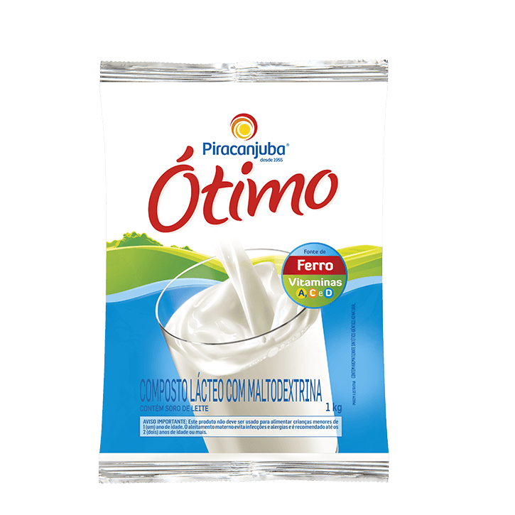 Composto Lácteo com Maltodextrina 1 kg