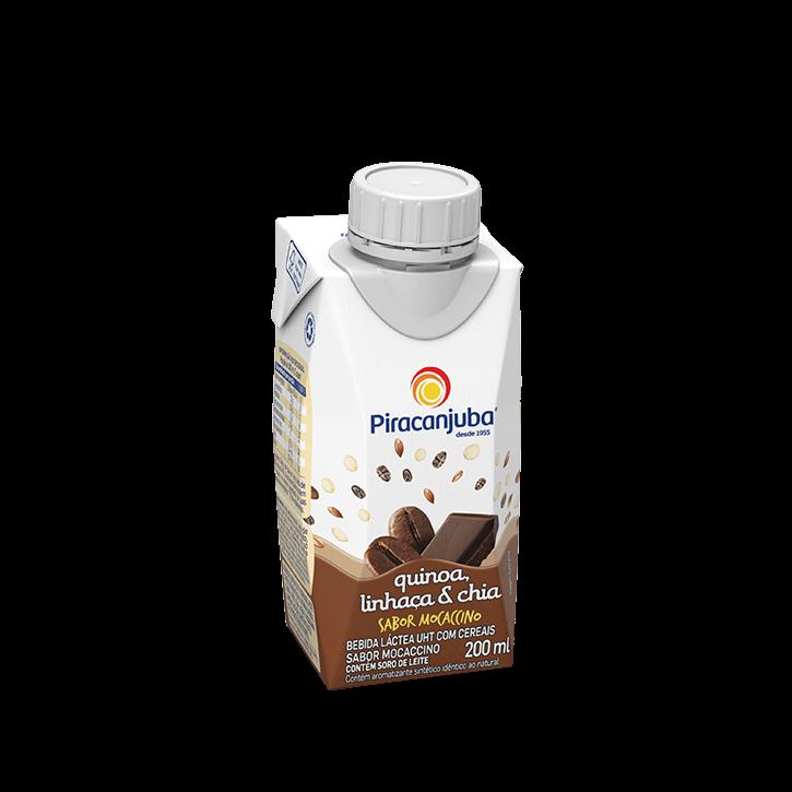 Bebida Láctea com Cereais Sabor Mocaccino 200 ml