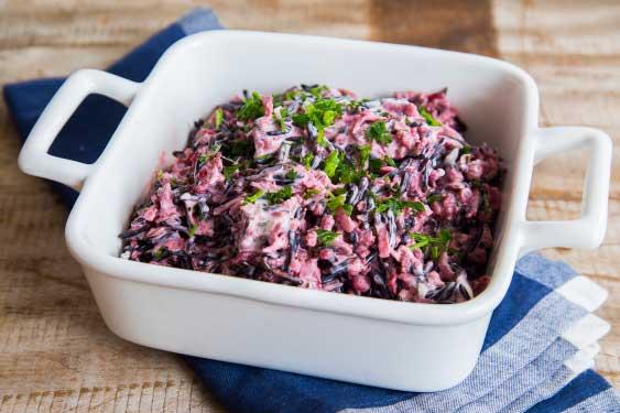 Dá pra inovar no arroz, sim! Aprenda a preparar essa receita deliciosa, nutritiva e colorida! Confira!