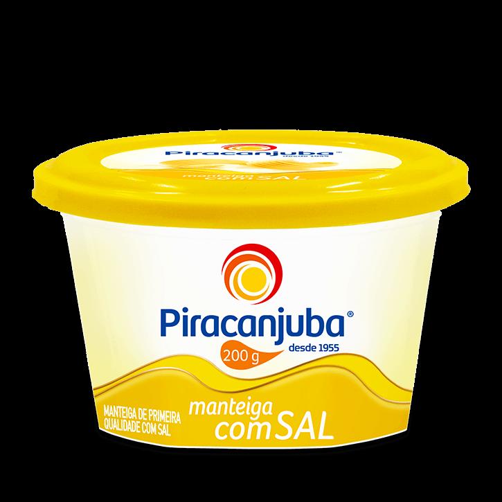 Manteiga com sal 200 g