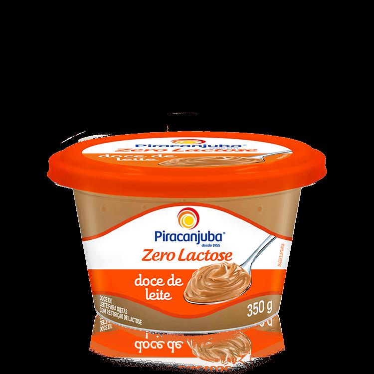 Doce de Leite Zero Lactose 350 g